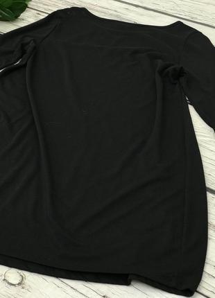 Базовое платье с длинным рукавом и гипюровой отделкой  dr1837018  george2