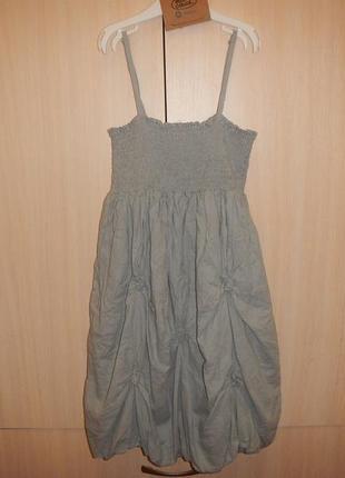 Платье papillon р.150см(12лет) сарафан