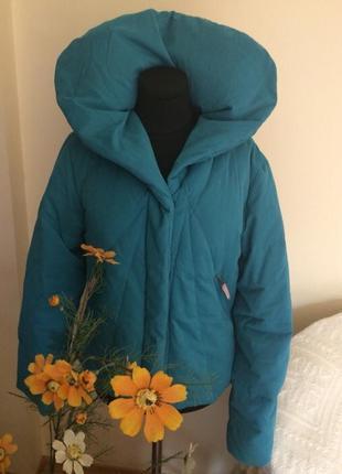 Фирменная куртка пуховик дорогого французского бренда axara оригинал