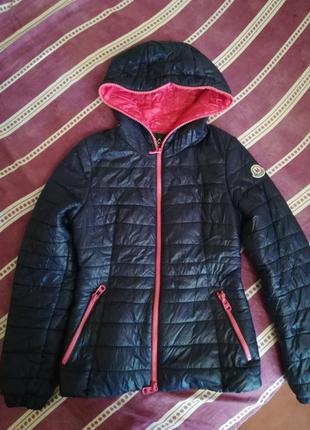 Куртка осенняя размер м