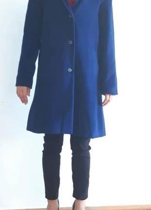 Синие пальто в идеальном состоянии