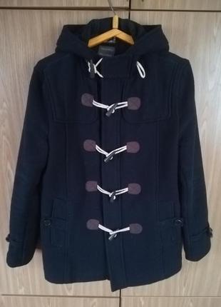 Мужское пальто pull&bear