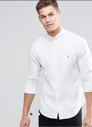 Рубашка из плотного котона