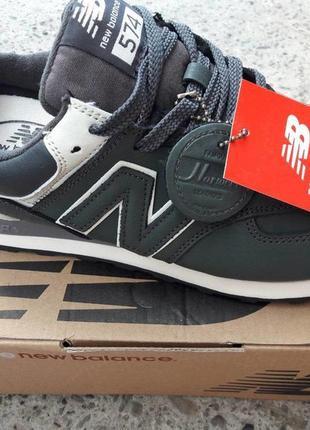 Стильные мужские кросовки new balance.. натуральная замша-кожа..39-46