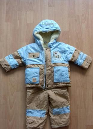Детский зимний комбинезон dada, размер 80., цена - 270 грн ... ed6d8c4c134