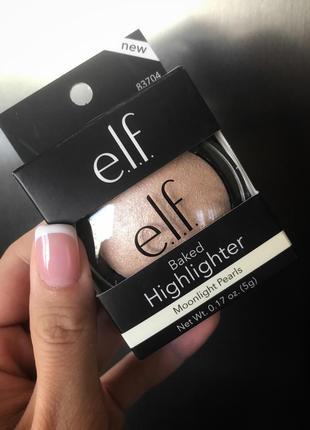 Запеченный хайлайтер для лица e.l.f. baked highlighter