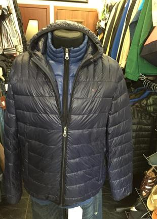 Куртка tommy hilfiger из сша ,оригинал