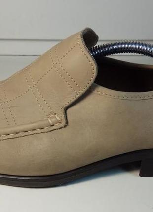 Ben sherman made in portugal кожаные туфли топсайдеры оригинал 43 размер 68f56612c1a