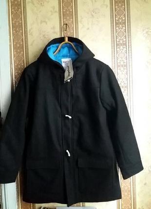Стильное деми пальто для мальчиков от joystar германия, р.152 и 158