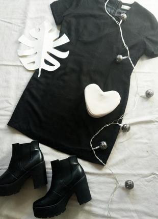 Классическое маленькое черное платье ventuno creazione