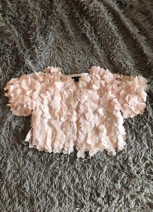 Болеро накидка пиджак жакет