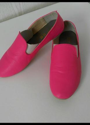 Мокасины, туфли, лоферы.