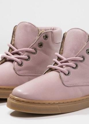Новые 100% кожа (супер мягкая) ботинки fullstop испания деми 32,33 кроссовки/полуботинки