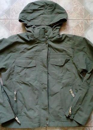 Женская куртка ветровка trespass мембрана 2000 оригинал