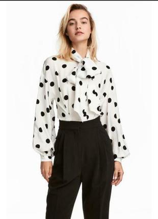 Блузка блуза h&m