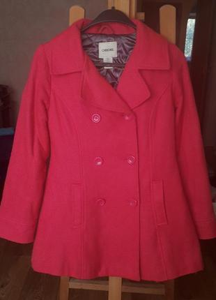 Супер модное яркое пальто