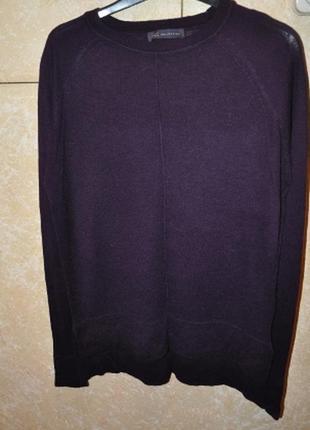 Легкий свитер marks & spencer