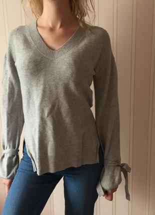 Стильный свитер m&s