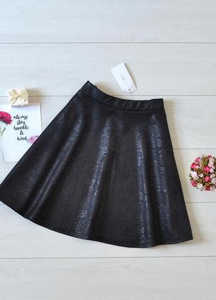 Красива текстурна юбка new look.