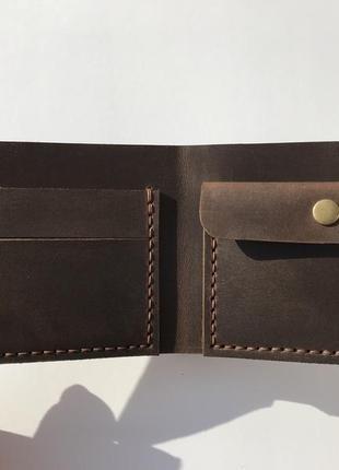 Кошелек. бумажник. кожаный кошелек. кожа. ручная работа