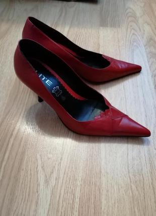 Элегантные туфельки elite, размер 393 фото