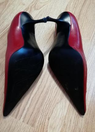 Элегантные туфельки elite, размер 395 фото