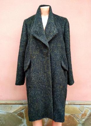 Демисезонное пальто бойфренд,oversize.