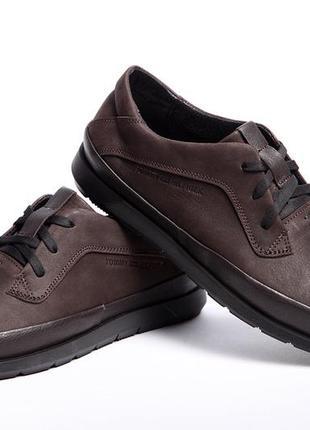 Кожаные мужские туфли2 фото