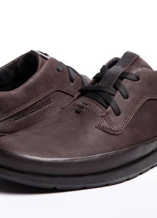Кожаные мужские туфли4 фото