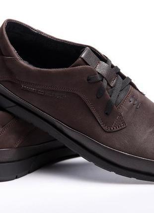 Кожаные мужские туфли5 фото