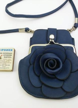 Сумочка для смартфона, кошелёк, кожа pu, из англии.