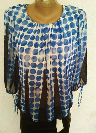 Красивая блуза размер 48-50