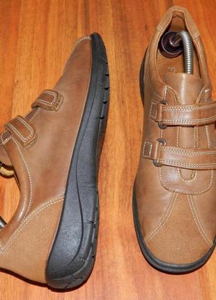 Rohde! шикарные, стильные, легкие полностью кожаные туфли