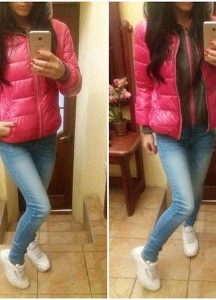 ea4976167b53 Розовая куртка курточка moncler, цена - 450 грн,  15809673, купить ...