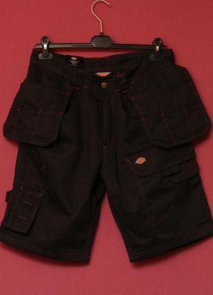 Dickies red hawk pro shorts рр 30 шорты