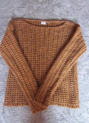 Фирменный свитер esprit размер s