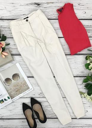 Классические брюки h&m в пастельном цвете  pn1837038  h&m