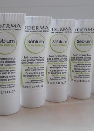 ♥️♥️♥️ biodermа pore refiner - крем для сужения пор