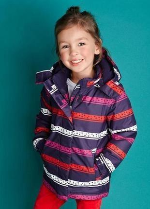 Зимняя термо куртка рост 86-92 tchibo тсм