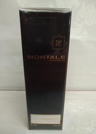 """Montale mukhallat 50 ml """"u"""" оригинал"""