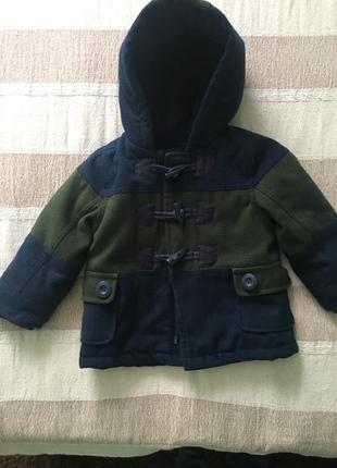 Парка/пальто mothercare