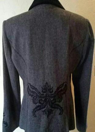 Sale! супер стильный винтажный жакет,блейзер together 46-48 р1