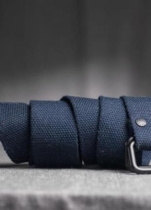 Текстильный ремень human nature hn97 пояс мужской стропа бу