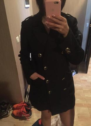 Жіноче пальто pull&bear