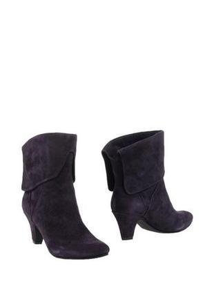 39р.замшевые ботинки apepazza 91820