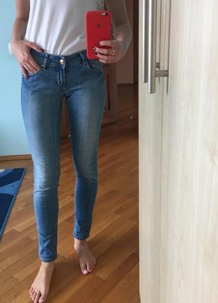 Джинсы джинси штани h&m s р.