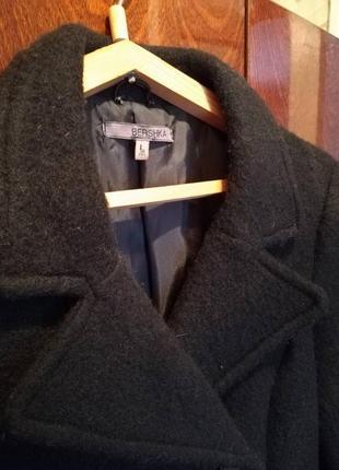 Супер стильное пальто bershka