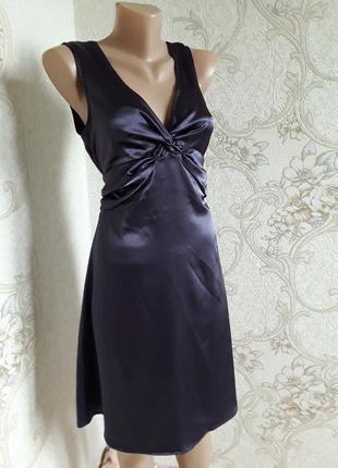 Трендовое платье-комбинация от zara