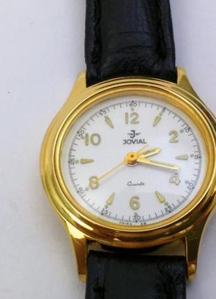 9d428206c9dd Часы jovial, оригинал, кварц, швейцария. позолота., цена - 1200 грн ...