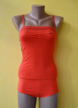 Nike fit dry женский спортивный комбидресс